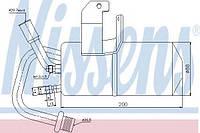 Осушитель Nissens 95317 на Ford Fusion / Форд Фьюжн