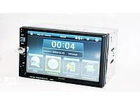"""Магнитола 7"""", Bluetooth 2 DIN Pioneer 7026GT с навигатором GPS сенсорный экран мультимедийная"""