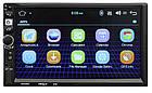 """Автомагнітола 2Din 8702 Android 5.1.1 Bluetooth мультимедійна магнітола 7"""" дюймів з BT/ Android / USB / micro, фото 4"""