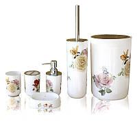 Набор аксессуаров для ванной комнаты Bathlux Rosa 71012 - 132668