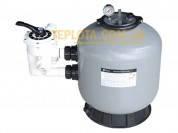 Фильтр песочный для бассейна Emaux S650 (15 куб. м в час)