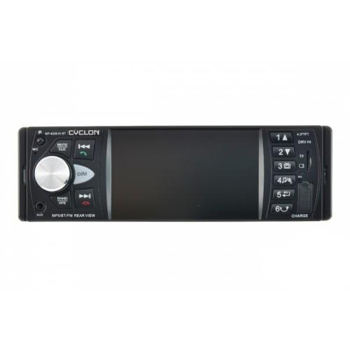 "Мультимедийная видеомагнитола 1 DIN автомагнитола MP-4035 AV BT автомагнитола мр5 4"""