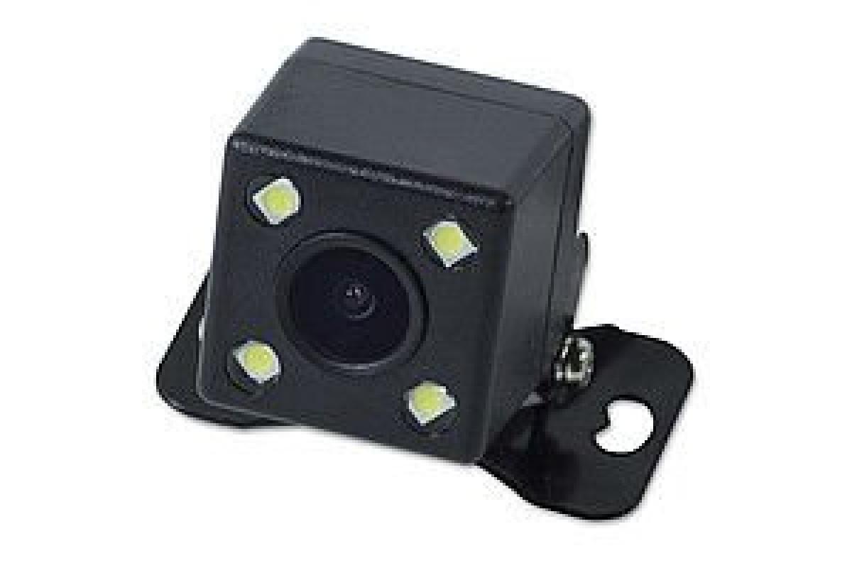 Камера заднего вида в машину A-101 led универсальная автомобильная камера парковочная