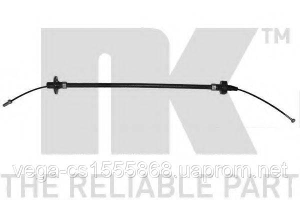 Трос сцепления NK 922546 на Ford Fiesta / Форд Фиеста