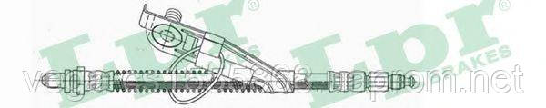 Тормозной шланг LPR 6T46787 на Ford Fiesta / Форд Фиеста