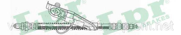 Тормозной шланг LPR 6T46780 на Ford Fiesta / Форд Фиеста