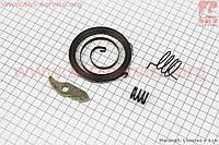 Ремонтный комплект ручного стартера (кулачок-1шт, пружина-3шт) 186F