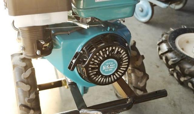 Двигатель Культиватора Konner&Sohnen KS 13HP-1350BG