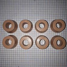 Втулки амортизатора заднього комплект 8шт ГАЗ Волга 24 2410 поліуретан
