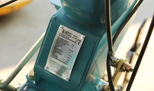 Табличка  Культиватора Konner&Sohnen KS 13HP-1350BG