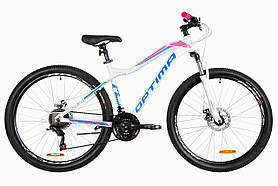 "Жіночий велосипед Optimabikes Alpina 27.5"" 2019"
