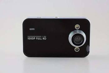 Відеореєстратор автомобільний Car Black Box DVR K6000 1 камера універсальний