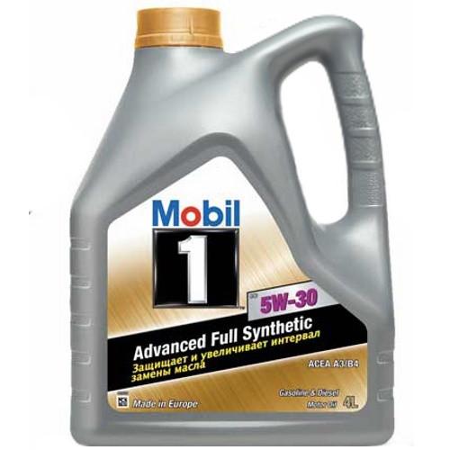 Моторное масло MOBIL1 FS  5W-30 4л