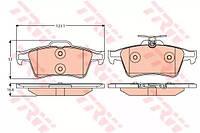 Тормозные колодки TRW GDB2086 на Ford C-MAX / Форд C-MAX