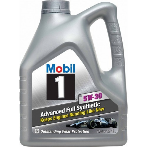 Моторное масло MOBIL1  X1  5W-30   4л