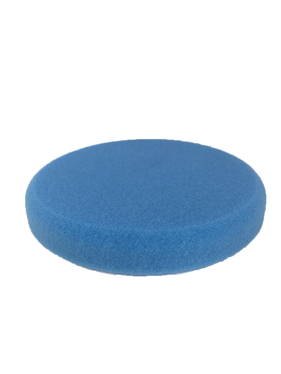 Полировальный круг жесткий-антиголограмный - Hydro-Tech Cyan Heavy Polishing Foam 125 мм (H2O-9255-130MM)