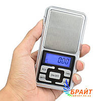 Ювелирные весы Pocket scale MH-200 до 200 г точность 0,01 гр