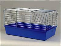 Клетка для  кролика, морской свинки 57х30х33,5см/ цинк