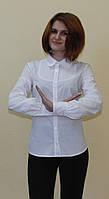 Белая женская блуза, фото 1
