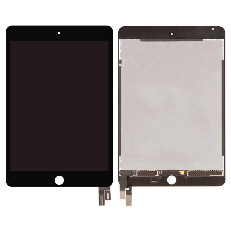 LCD iPad mini 4 Black Compleate HC