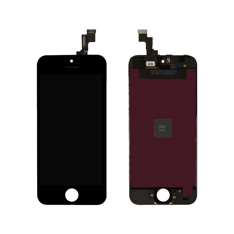 LCD iPhone 5S Black Compleate Original 100%
