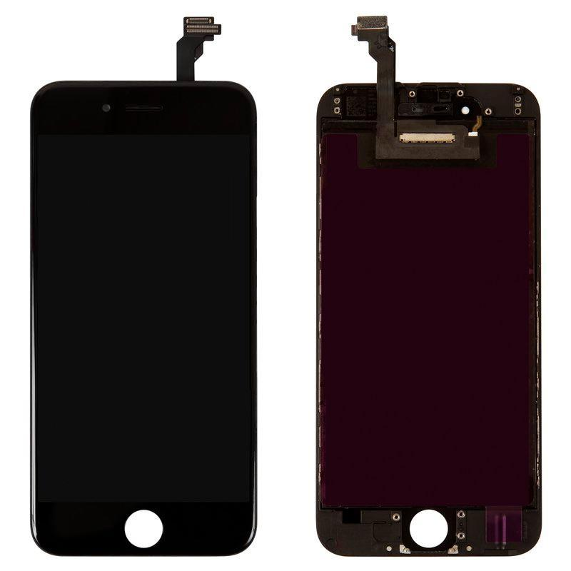 LCD iPhone 6 Black Compleate Original (Changed Glass)