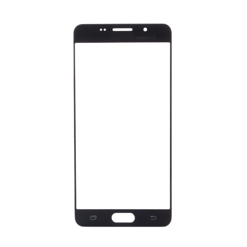 Деталь стекло для переклейки Samsung A310 (A3-2016) Black