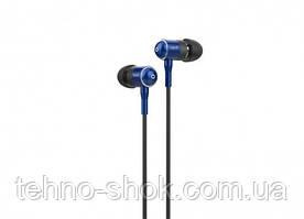 Наушники HAVIT HV-L670, blue/black