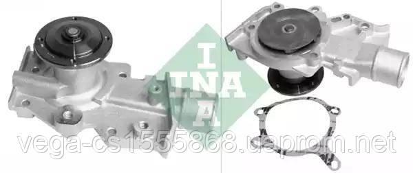 Водяной насос INA 538027510 на Ford Escort / Форд Эскорт