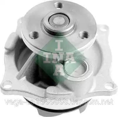 Водяной насос INA 538025510 на Ford Escort / Форд Эскорт