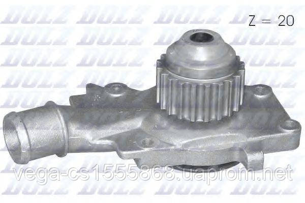 Водяной насос Dolz F127 на Ford Fiesta / Форд Фиеста