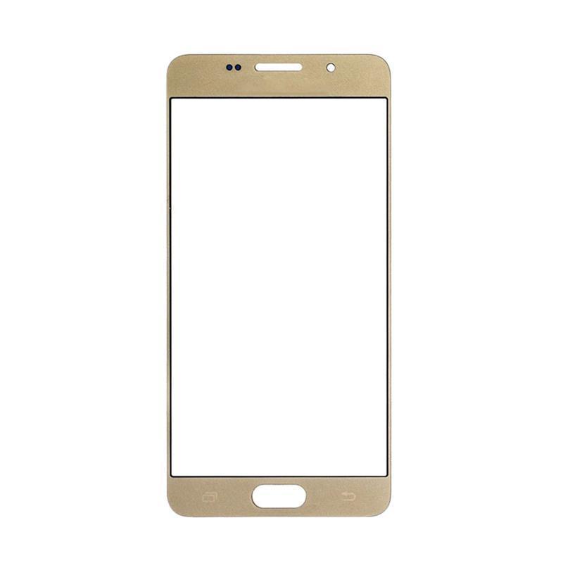 Стекло Samsung A510 (A5-2016) Gold