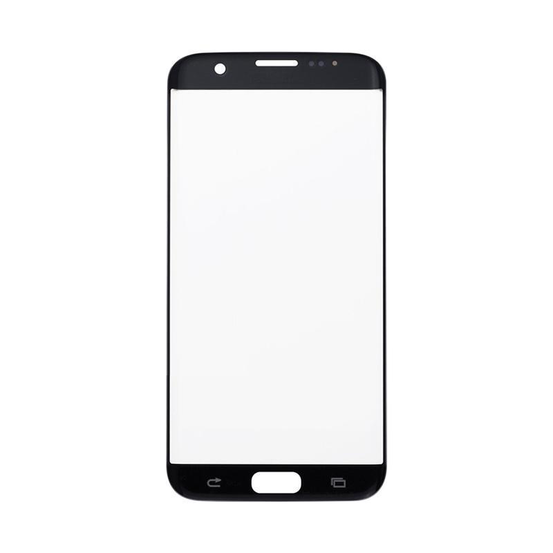 Деталь стекло для переклейки Samsung G935 (S7 Edge) Black