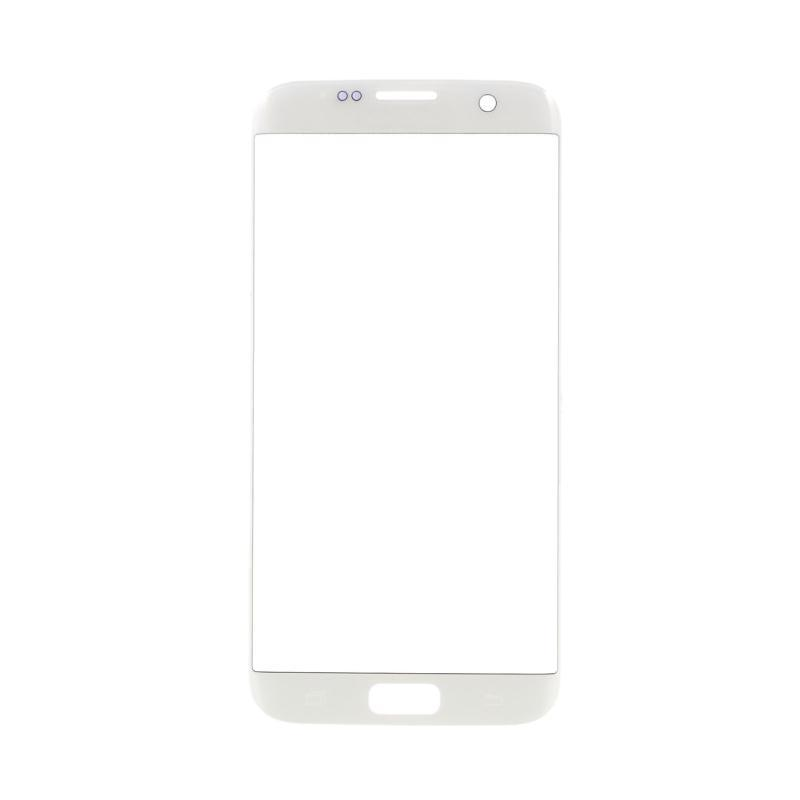 Стекло Samsung G935 (S7 Edge) White