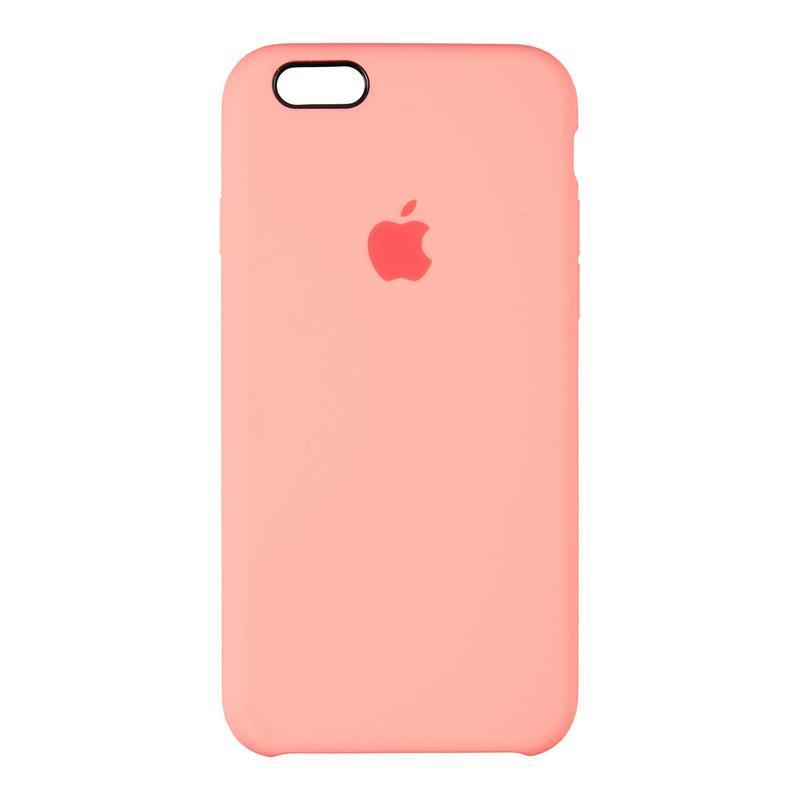 Чехол-накладка Pro Soft для телефона iPhone 6 Plus Light Pink (6)