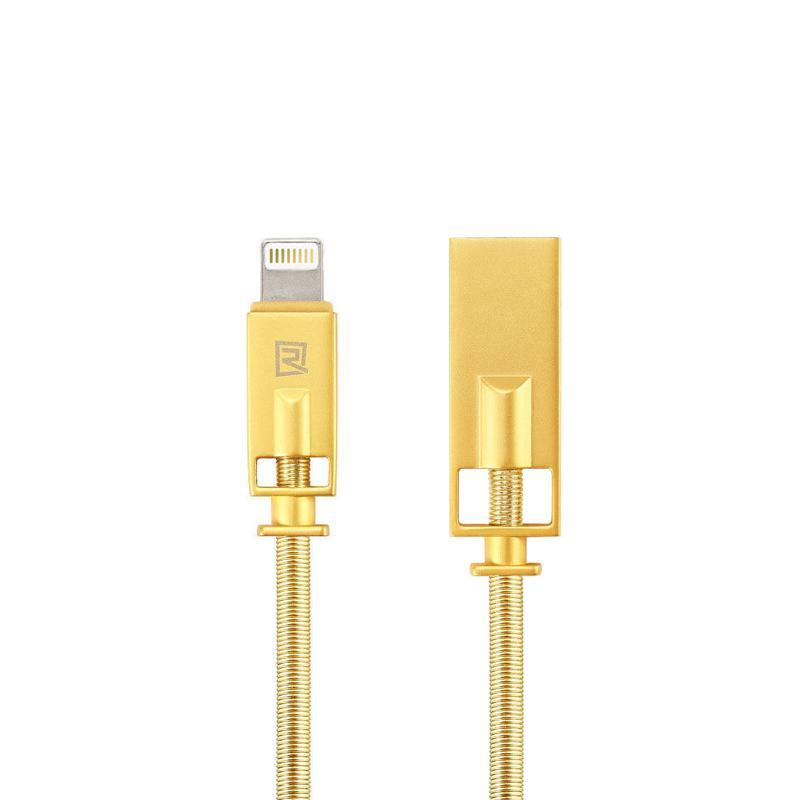 USB кабель Remax Royal RC-056i iPhone 6 Gold 1m