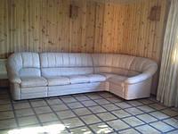 Перетяжка углового дивана., фото 1