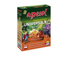 Удобрение 1,2 кг универсальное осеннее Agrecol