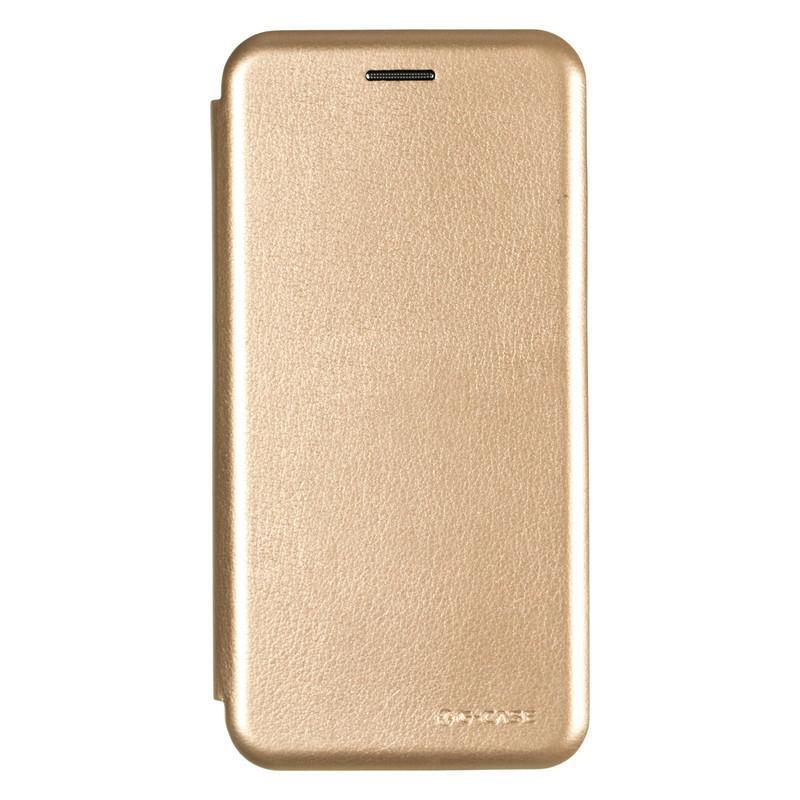 Чехол-книжка G-Case Ranger для Samsung J600 (J6-2018) Gold