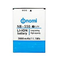 Аккумулятор для Nomi NB-550 (i550)