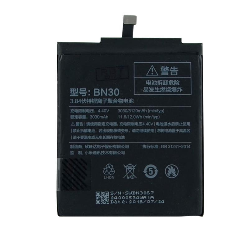 Аккумулятор для Xiaomi BN30 (Redmi 4a)