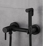 Смеситель, гигиенический душ 4-027, фото 3