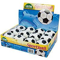 Мяч мягкий футбольный, 7,5 см 62170 ТМ: LENA