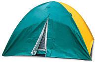 Палатка кемпинговая 6-и местная с тентом SY-021