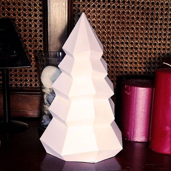 Papercraft Новогодняя елка