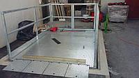 Подъемные столы KLIK BÜHNENSYSTEME