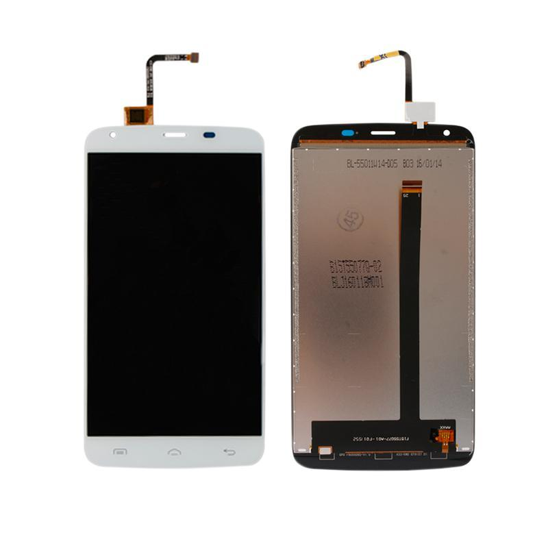 LCD Doogee T6 + Touch White Original