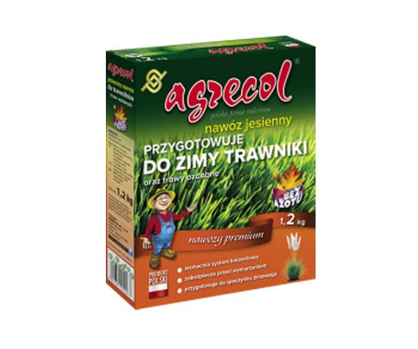 Осеннее удобрение для газона 1,2 кг Agrecol: продажа, цена ...