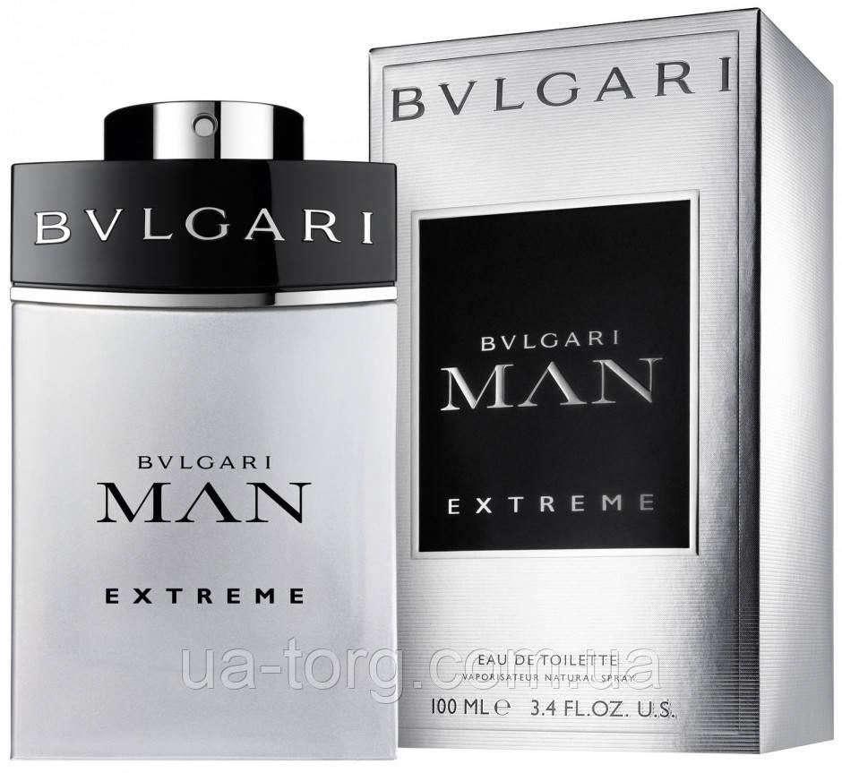 Мужская туалетная вода Bvlgari Man Extrime (Булгари Мэн Экстрим)