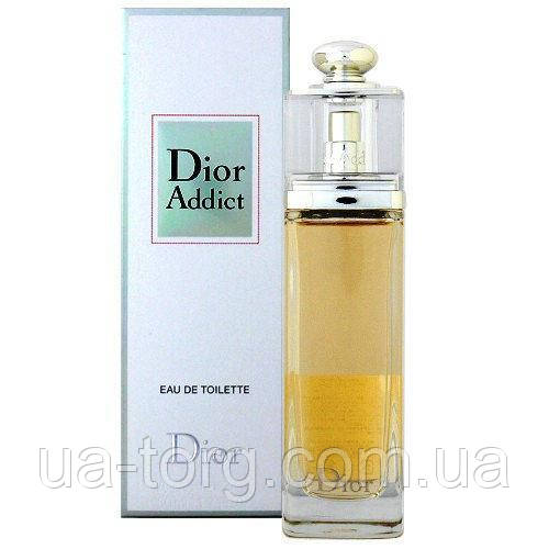 Туалетная вода для женщин Dior Addict 100 мл
